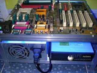 菜鸟教程:DIY自制超频专用机箱