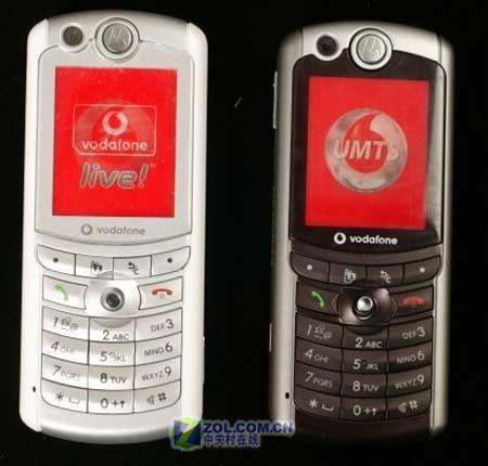 E398还能升级多少次摩托3G手机E770登场