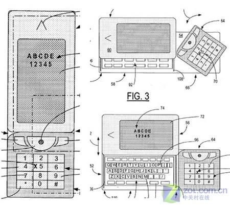 国外惊曝诺基亚答案专利设计图酷似N99西北工业大学机械v答案基础课后手机图片