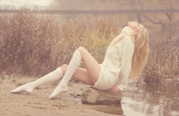 魅影浮动暗香飘:乌克兰美女摄影师作品套图 第41张