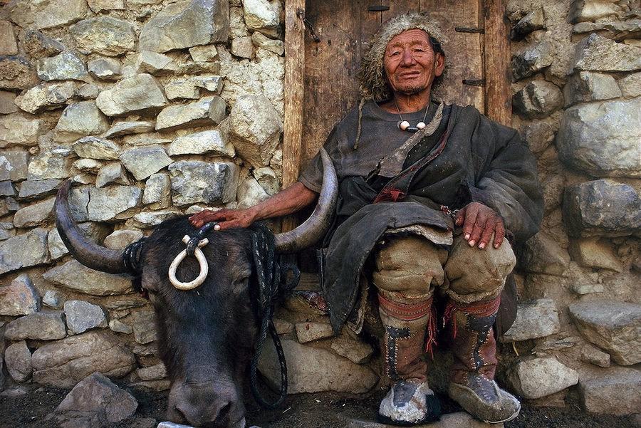 喜马拉雅厚重人文 法国 摄影 师行摄 西藏 套图 第4张
