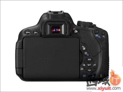 佳能EOS 650D 数码单反相机-购机送礼包 佳能650D套机售价6450元
