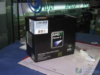 四核游戏神器 AMD羿龙II X4 955热促