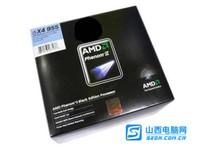 不锁倍频 AMD羿龙II X4 955售价565元