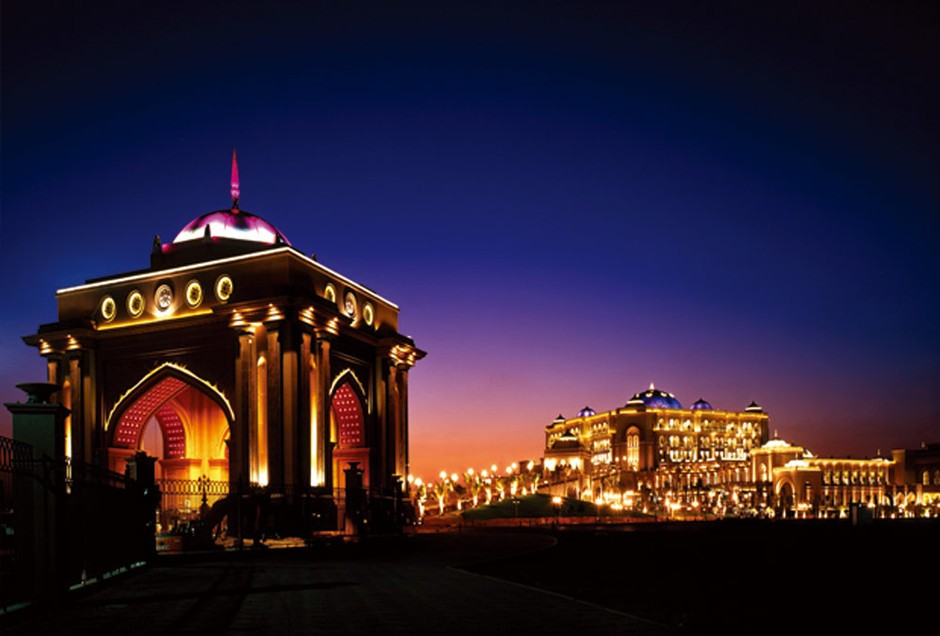 皇室宫殿-品味纯粹的阿拉伯风情 走进绿洲阿布扎比-第