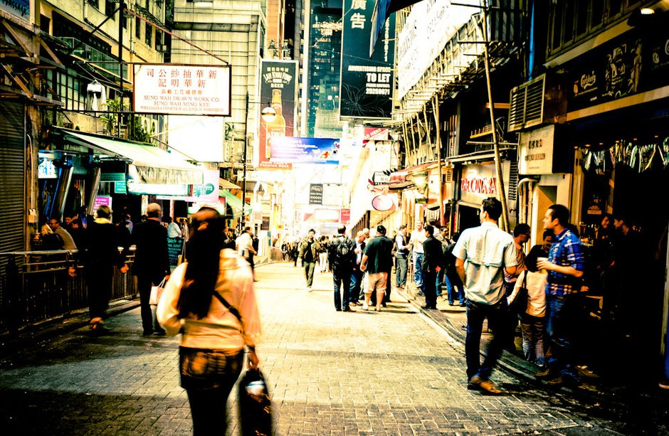 香港龙虎豹套图_慢门下的香港脉搏套图第4张
