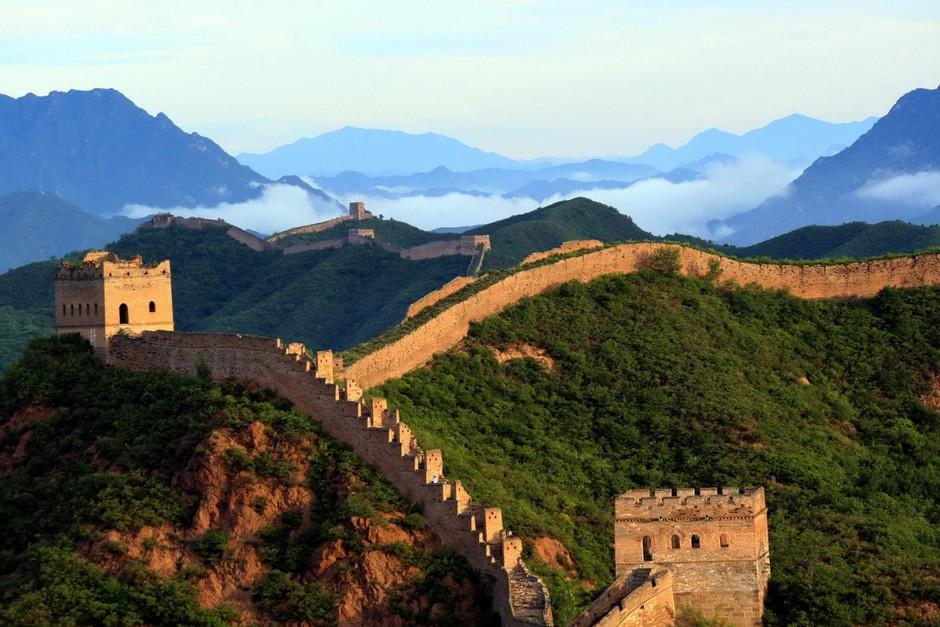 万里长城图片 万里长城简笔画图片 北京万里长城图片高清图片