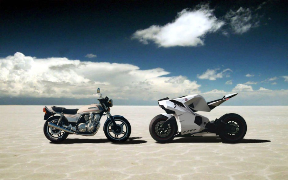 每个人都喜欢驾驶摩托车体验风驰电掣般速度的感觉。随着科技的不断进步,许多设计独特的概念摩托横空出世,时髦的外形、前卫的设计语言令人无比陶醉。看过这些图你是否也有血脉喷张的感觉呢?(作者:刘梓蘅2013-01-16)