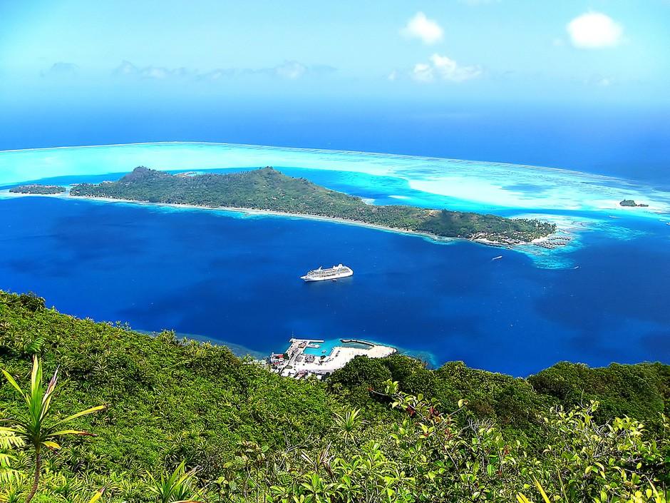 波拉波拉岛-看出都是哪了