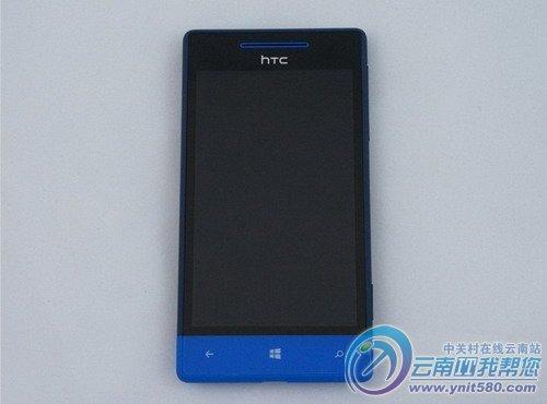 htc�yn�/&_htc 8s a620e手机维持着windows phone手机一贯的简洁造型,整体
