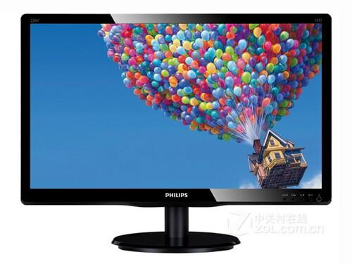 飞利浦226V4L 液晶显示器 团购价:799元 零售特价:859元-16 9家用高清图片