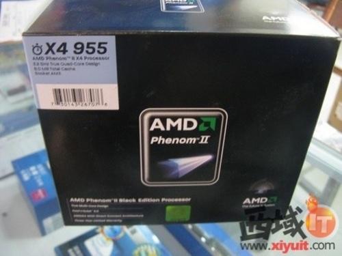 黑盒只卖456元 AMD羿龙II X4 955超值