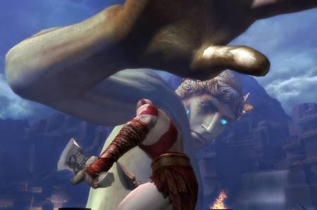 动作游戏《战神2》公布最新游戏画面