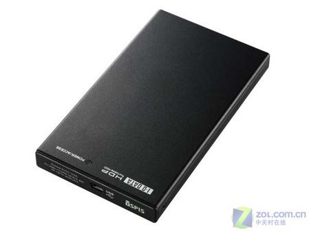售价超2000元 200GB防震移动硬盘上市