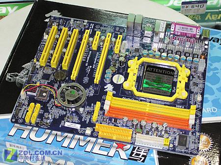 捷波悍马HA01-GT主板