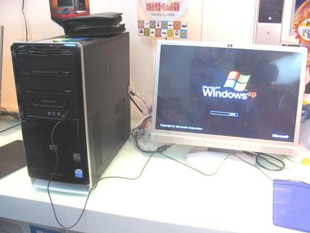 双核配1GB内存 免费升级Vista还送礼