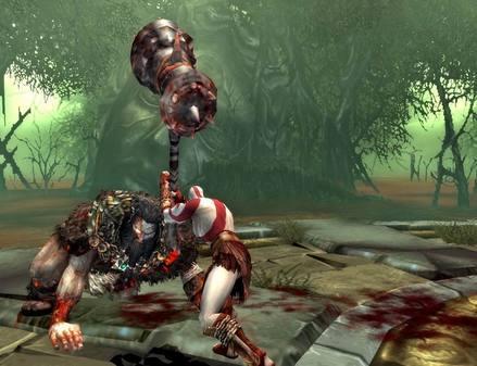 战神2 圣剑神罚 最新游戏画面公开