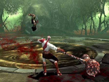 《战神2:圣剑神罚》游戏画面【图】6