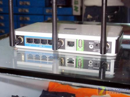 VISTA认证 11n无线路由dir655将到货