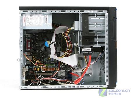 海尔电脑主机内部图解