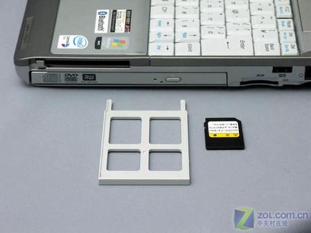 vista系统版nec笔记本电脑图解及简测