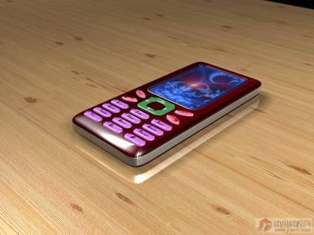 多图教程 教你用3DS MAX打造逼真手机