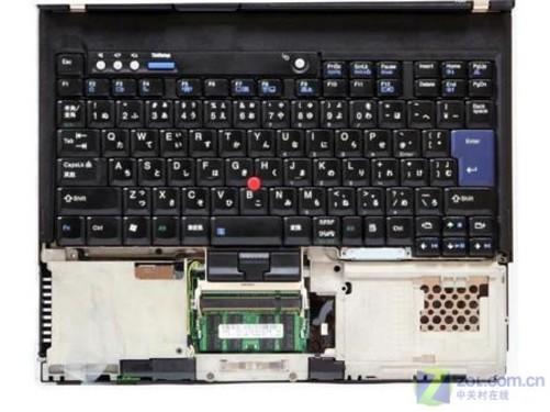 t60p笔记本拆装图解
