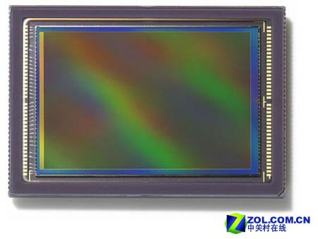 突破密度瓶颈 佳能推出5000万像素CMOS(转载) - 天王星 -           .
