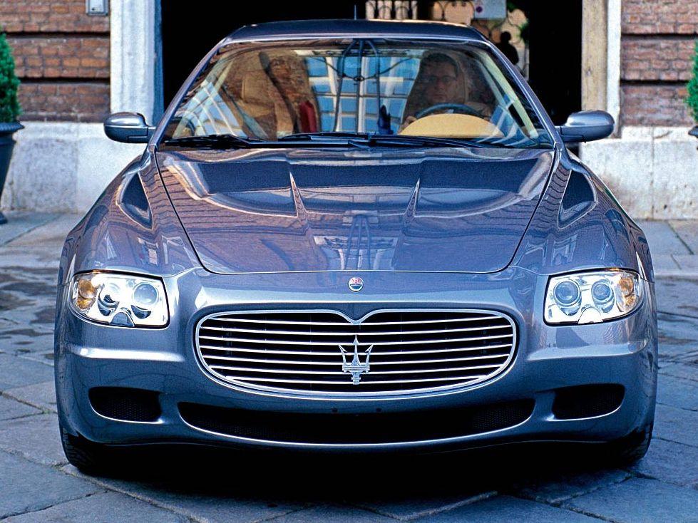 清晰大图片 玛莎拉蒂 总裁 行政gt版图 玛莎拉蒂进口汽车图 高清图片