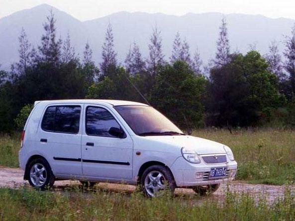 型图 比亚迪 福莱尔 0.8l 标准型大图 比亚迪国产汽车图片库高清图片