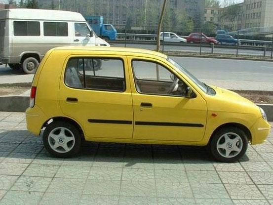 比亚迪 福莱尔 0.8l 标准型清晰大图片 比亚迪国产汽车组图高清图片