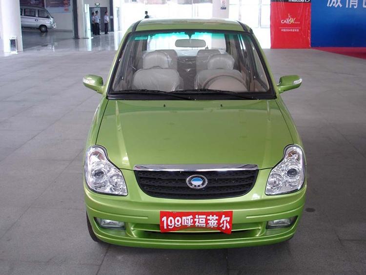 组图 比亚迪 福莱尔 0.8l 豪华型产品图片 比亚迪国产汽车图高清图片