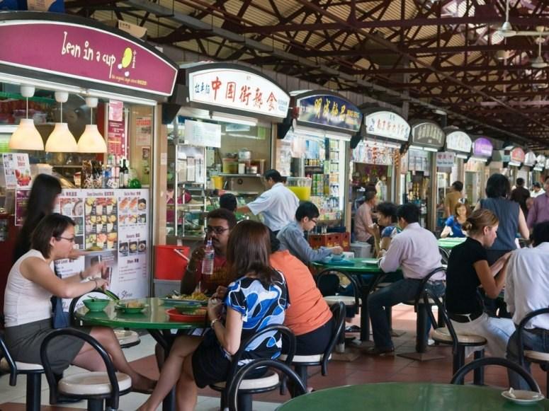 新加坡:在新加坡的街边小摊上品味美食-遗愿清单 美国