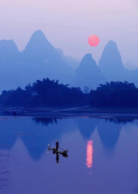 唯美桂林风景高清