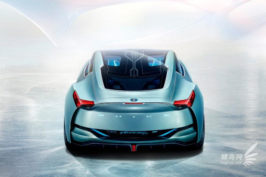 别克riviera概念车由泛亚汽车技术中心出品,这家公司