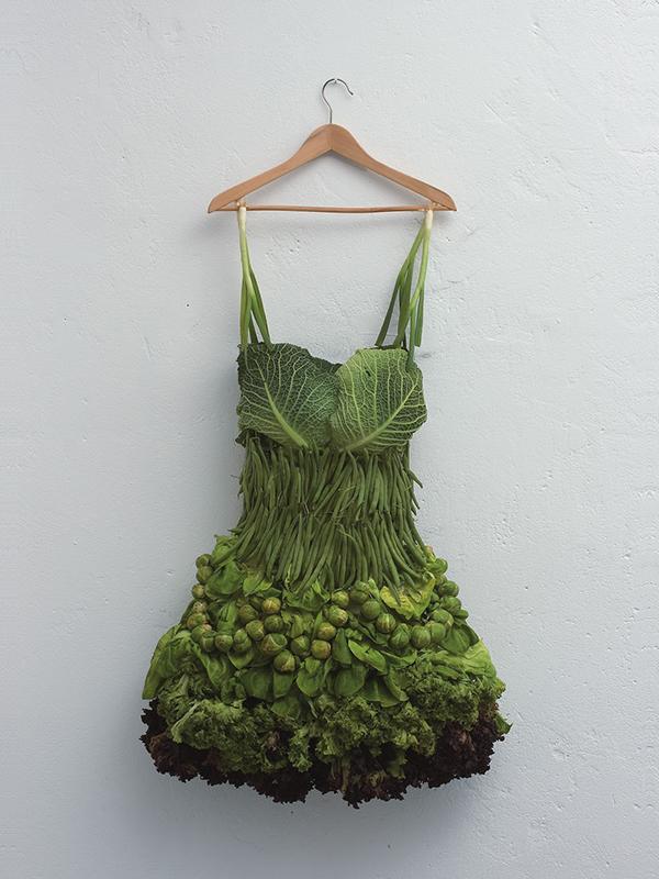 卷心菜连衣裙
