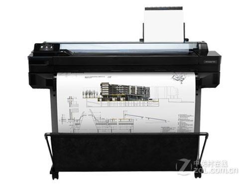 大幅面打印 惠普T520西安现货25000元