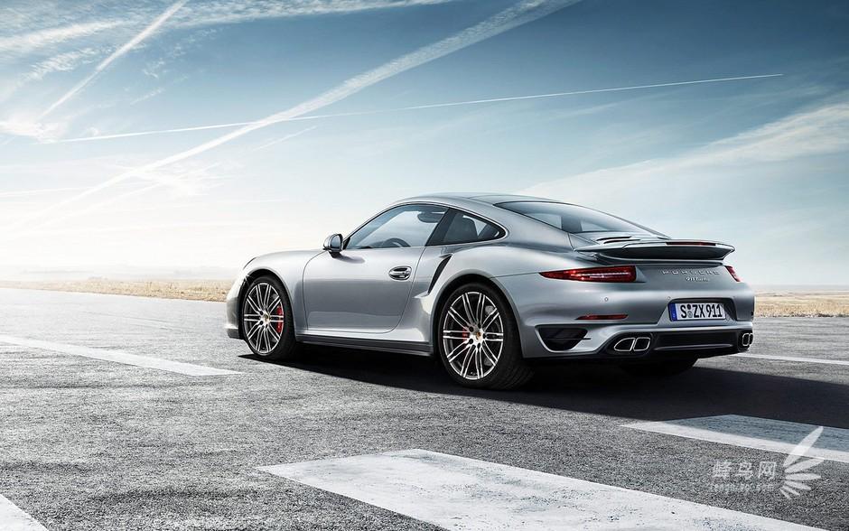911_1秒破百:2014款保时捷 911 turbo s 组图