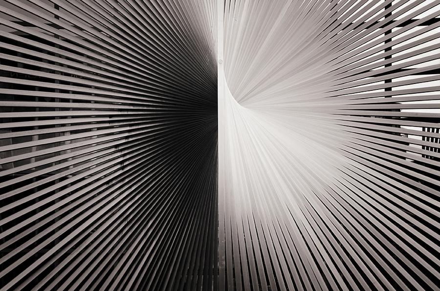 抽象几何线条