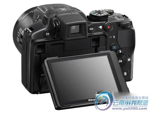 图为:尼康相机P510-强悍霸气长焦 尼康P510昆明报价2500