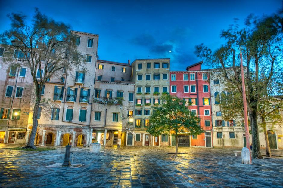 威尼斯 意大利-设计惊艳 摄影师周游世界捕捉特色建筑