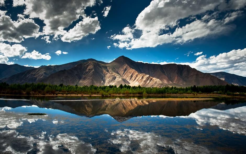 西藏-你未曾见 中国风景最美一刻高清图片精选套图-第