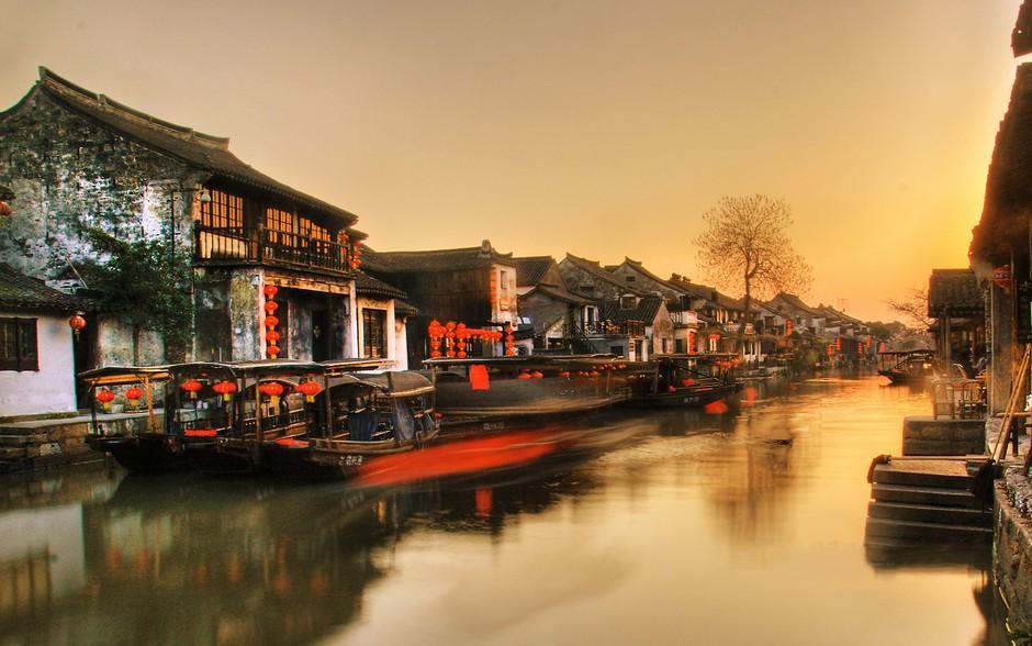 西塘-你未曾见 中国风景最美一刻高清图片精选套图-第