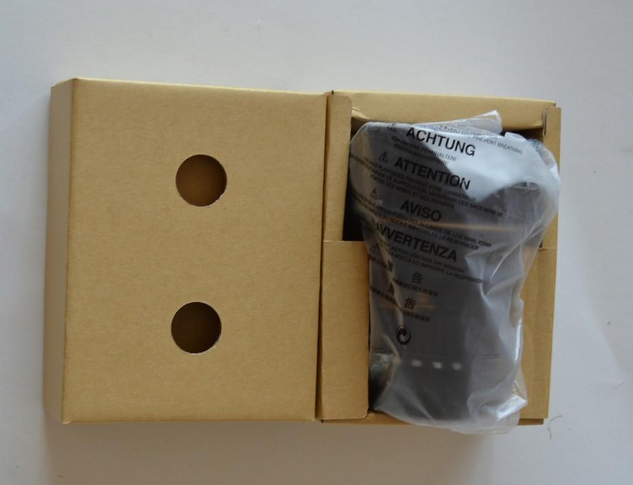 包装结构设计作业