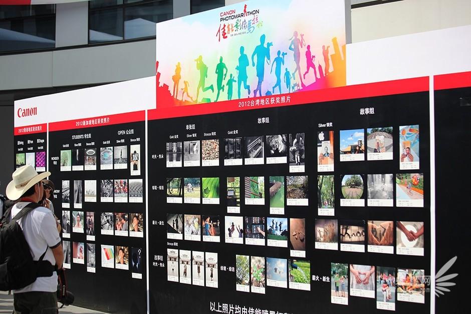 香港电影海报墙