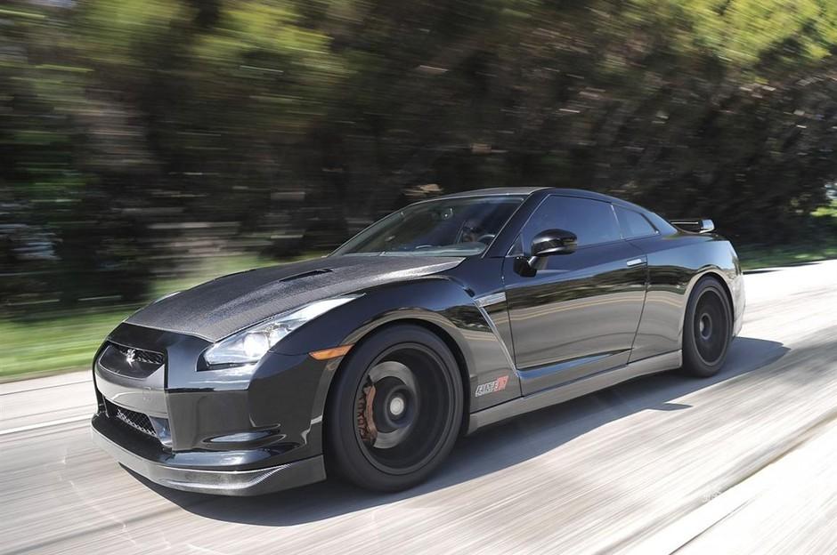 日产GT R AMS Alpha 12发布 1700匹马力 史上最快战神...