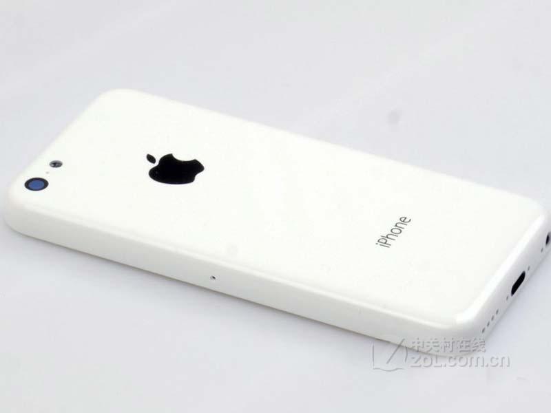 (中关村在线重庆行情)这款苹果 iPhone 5C(16GB)手机由于其配置方面和苹果iPhone5没有多少差距,只是改变了整体材质和色彩,其发布之后人们对其并不是很看好,不过其五颜六色的机身外观确实能够喜欢喜欢时尚的朋友。目前这款苹果 iPhone 5C(16GB)手机在渝州数码(可分期)可按揭首付800元,月供230元。喜欢的朋友可以详细了解一下。  苹果iPhone5C具有多色外壳设计,包括白色、粉色、黄色、蓝色和绿色,没有黑色版,和之前大量曝光的图片基本吻合,不过其正面并非是白色,而是全为黑色。