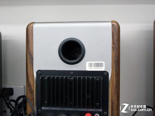 经典简洁设计 麦博木质2.0音箱售280元