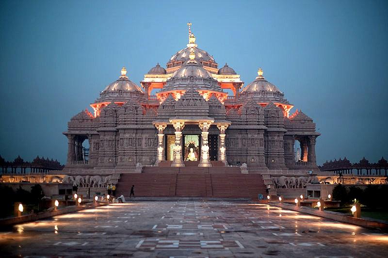 印度建筑风景图片