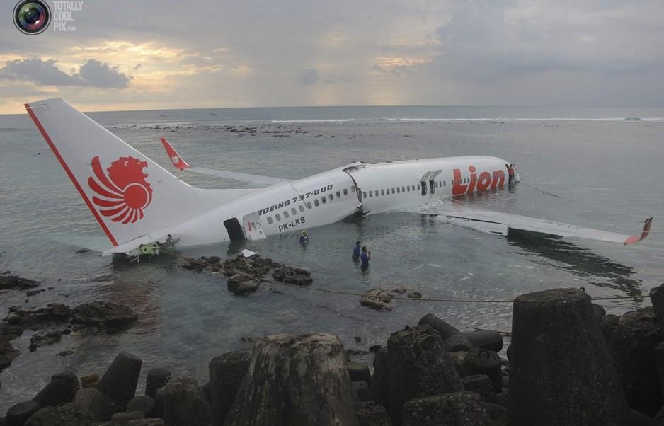 飞机失事虽然是小概率事件,但是每一次失事都是重大事故,能够生还下来